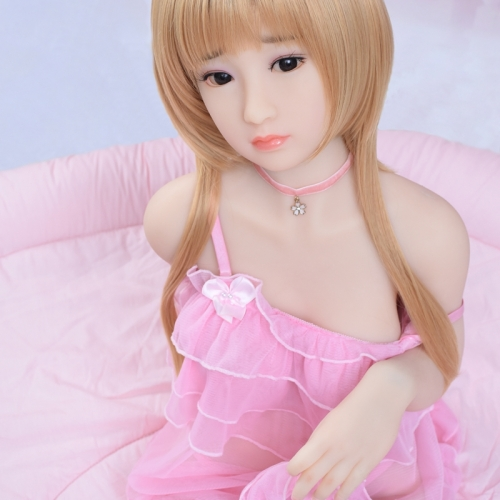 130cm AXB Cute Soft Breast Sex Doll Honey
